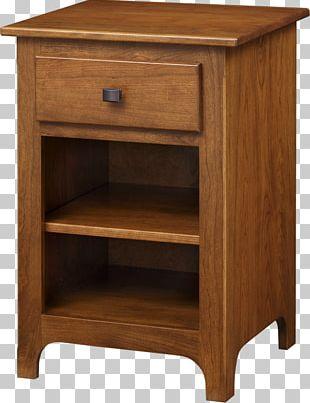 Bedside Tables Furniture Cupboard Drawer PNG
