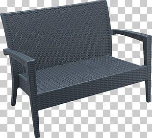Koltuk Miami Wing Chair Furniture PNG