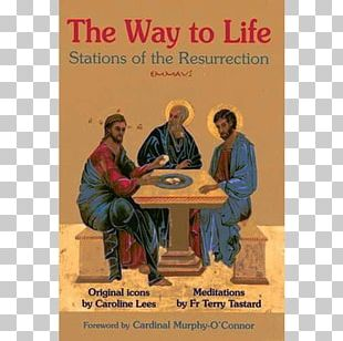 Stations Of The Resurrection: The Way To Life Human Behavior Stations Of The Cross Conversation PNG