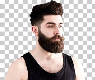 Beard Facial Hair Man Moustache Face PNG