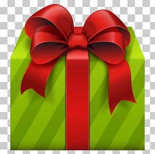 Christmas Gift Box Christmas Gift PNG