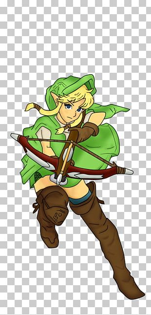 Hyrule Warriors Link The Legend Of Zelda: The Wind Waker Wii U PNG