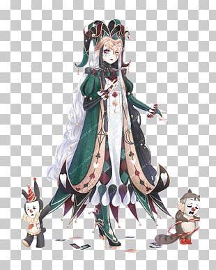 Love Nikki-Dress UP Queen Miracle Nikki Clown Circus Game PNG