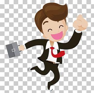 Businessperson Illustration PNG