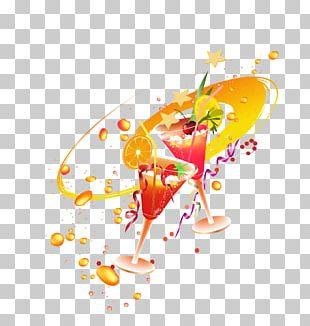 Orange Juice Cocktail Martini Apxe9ritif PNG