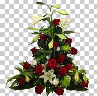 Floral Design Burial Flower Bouquet Cut Flowers PNG