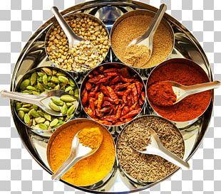Indian Cuisine Spice Mix Garam Masala Food PNG