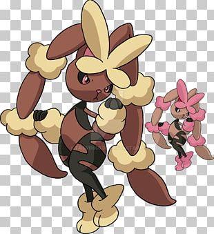 Pokémon Omega Ruby And Alpha Sapphire Pokémon X And Y Pokémon Ruby And Sapphire Lopunny PNG