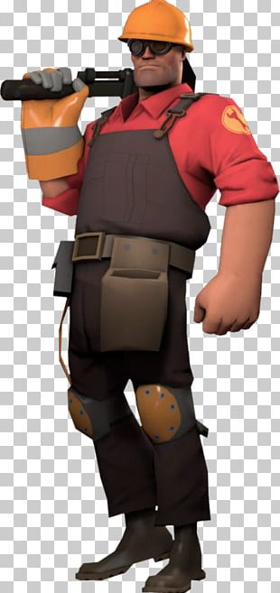 Team Fortress 2 Team Fortress Classic Left 4 Dead Portal Engineer PNG