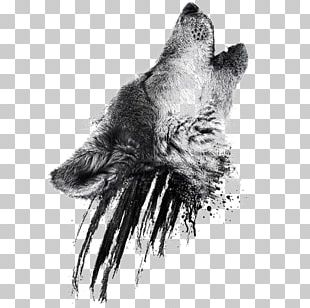 Gray Wolf Sleeve Tattoo Isaac Lahey Jack London PNG