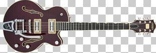 Gretsch 6120 Semi-acoustic Guitar Electric Guitar PNG