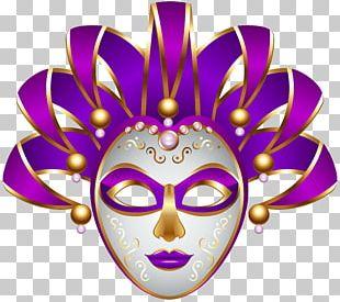 Mask Carnival Mardi Gras PNG