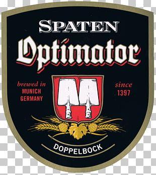 Spaten-Franziskaner-Bräu Beer Doppelbock Dunkel PNG
