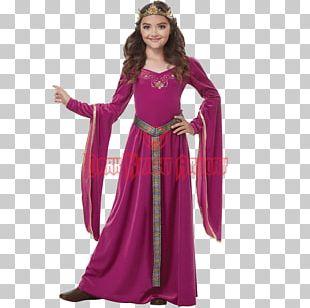 Renaissance Middle Ages Disguise Costume Amazon.com PNG