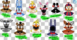 Five Nights At Freddy's: Sister Location Five Nights At Freddy's 2 Drawing Animatronics PNG