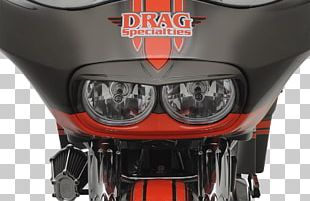 Headlamp Exhaust System Car Harley-Davidson Motorcycle Accessories PNG