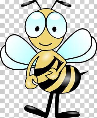 Scripps National Spelling Bee Bumblebee PNG