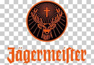 Jägermeister Logo Deer Alcoholic Drink PNG