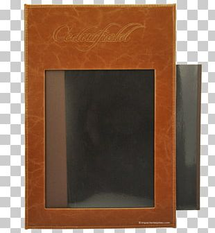Clipboard Artificial Leather Paper Embossing Book Cover PNG