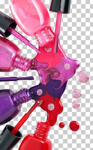 Nail Polish Nail Art Nail Salon Manicure PNG