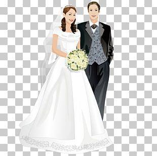 Marriage Bride Wedding Frame PNG
