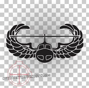 United States Army Air Assault School United States Army Airborne School Air Assault Badge Parachutist Badge PNG