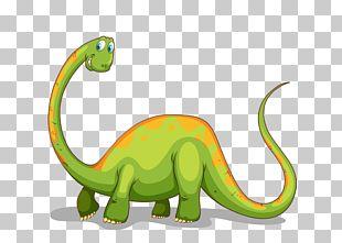 Dinosaur Euclidean Diplodocus PNG