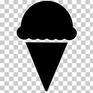Ice Cream Cones Sundae Cupcake Frosting & Icing PNG