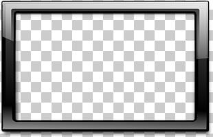 Black And White Board Game Pattern PNG