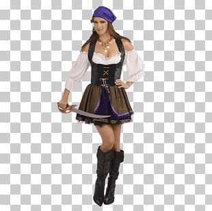 Costume Design Corset Top Halloween Costume PNG