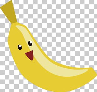 Fruit Banana Food PNG