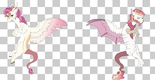 Legendary Creature Cartoon Pink M PNG
