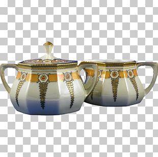 Jug Ceramic Pottery Lid Teapot PNG