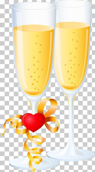 Champagne Cocktail Wine Mimosa Champagne Glass PNG