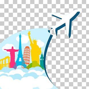 Air Travel Airplane Flight PNG