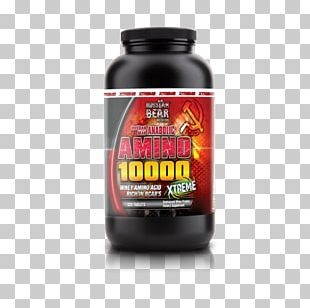 Branched-chain Amino Acid Dietary Supplement Protein Bodybuilding Supplement PNG