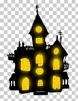 Halloween Haunted House Haunted Attraction PNG
