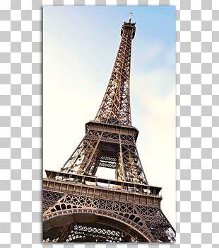 Eiffel Tower Seine Sacré-Cœur PNG