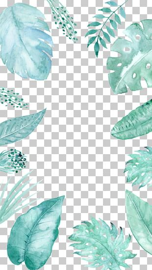 Watercolor Painting PNG
