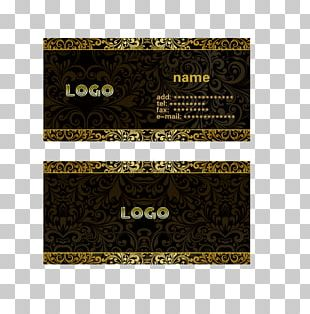Business Card Computer File PNG