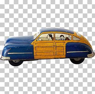 Vintage Car Model Car Scale Models PNG