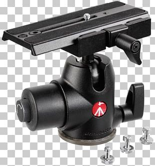 Ball Head Manfrotto Camera Ball And Socket Joint PNG
