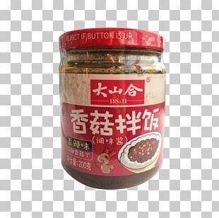 Shrimp Paste Flavor Chili Oil PNG