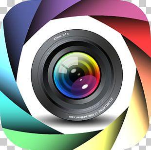 Camera Lens Fisheye Lens Lens Flare Photography PNG