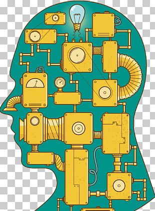 Brain Integrated Circuit Agy PNG