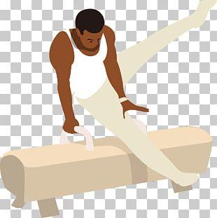 2016 Summer Olympics Artistic Gymnastics Athlete PNG
