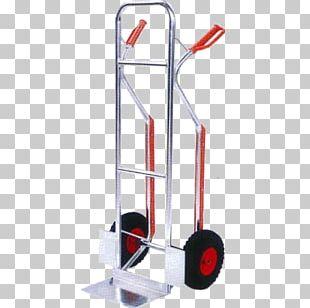 Hand Truck Tool Wheelbarrow Cart Transport PNG