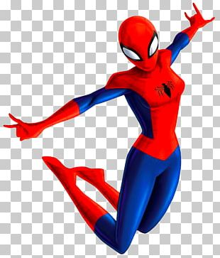 Spider-Man Miles Morales Spider-Woman (Jessica Drew) Spider-Woman (Gwen Stacy) Green Goblin PNG