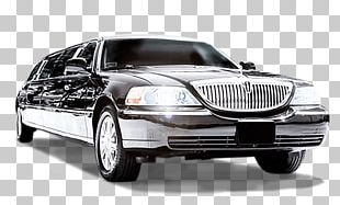 Limousine Chrysler Car Luxury Vehicle Lincoln Motor Company PNG