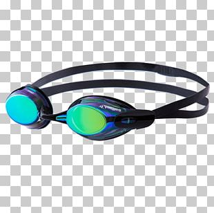 Goggles Swimming Light Eye Lens PNG
